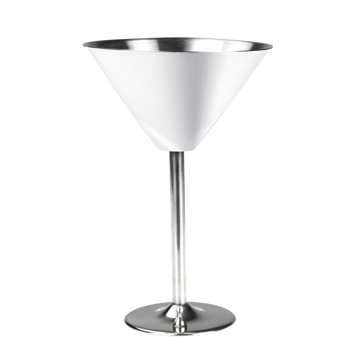 8c27f14210a Gatsby - Stainless Steel Martini Glass