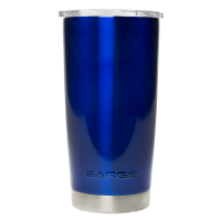 20oz Metallic Blue Sarge Desert Cup