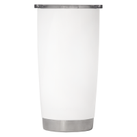 20oz White Sarge Desert Cup