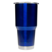 30oz Metallic Blue Sarge Desert Cup