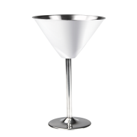 Gatsby - Stainless Steel Martini Glass