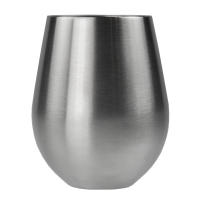 Vino - Stainless Steel Stemless Wine Glass