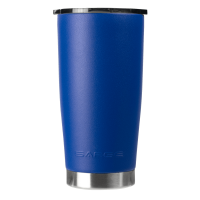 20oz Blue Gator Coated Tumbler