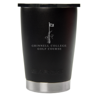 12oz Black Promo Lowball Tumbler