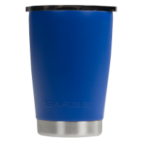 12oz Blue Lowball Tumbler
