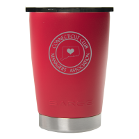 12oz Red Promo Lowball Tumbler