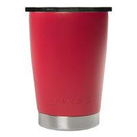 12oz Red Lowball Tumbler