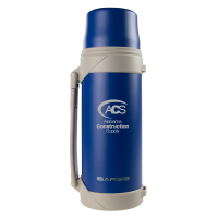 40oz Blue Thermos
