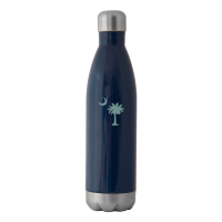 SC Blue Growler Bottle - South Carolina State Gifts | Sarge Gifts