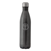 Smoke Gray Growler Bottle