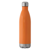 Orange Growler Bottle
