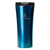 16oz Blue Java Tumbler