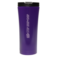 16oz Promo Metallic Purple Java Tumbler