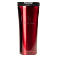 16oz Promo Red Java Tumbler