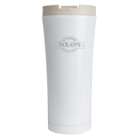 16oz Promo White Java Tumbler
