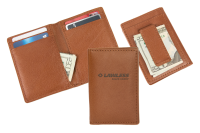 Vanderbilt - Leather Clip Wallet