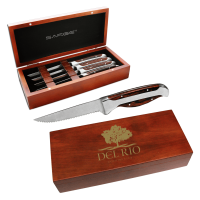 STEAKHOUSE- Rosewood Steak Knife Set