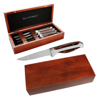 Steakhouse - 4pc Rosewood Steak Knife Set