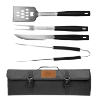 Grill Marks - 5pc BBQ Tool Set