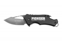 Black Fuse - Pocket Knife & Bottle Opener