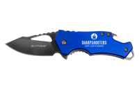 Blue Fuse - Knife & Bottle Opener