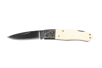 Bovine - Decorative White Bone Folder