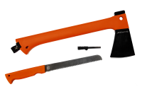 Thor - HI-VIS Survival Axe & Saw