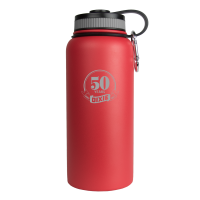 32oz Red Wave Bottle