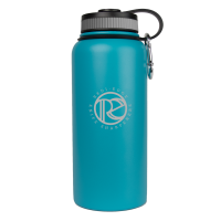 32oz Teal Wave Bottle